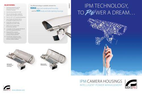 HI-POE IPM (Intelligent Power Management) HOUSINGS