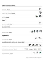 PRODUCTS CATALOGUE 2018 - 7