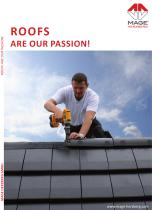 MAGE Roofing Accessories Catalogue 2013