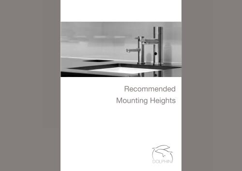 Dolphin Mounting Heights