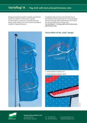 Varioflag ® A