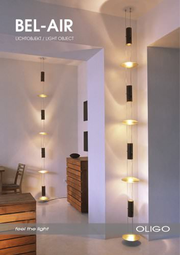 Light object BEL-AIR brochure