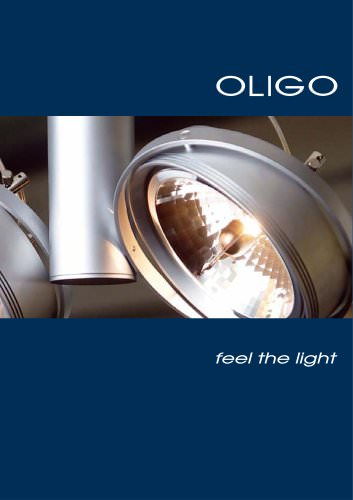 OLIGO Main Catalogue 2008