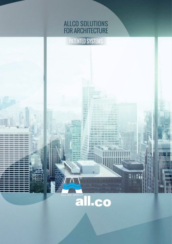 Allco solutions for architecture