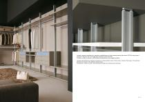 Henry glass - Walk in wardrobe Vesta - 5