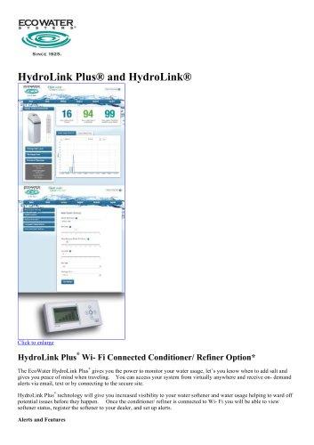 HydroLink Plus® and HydroLink®