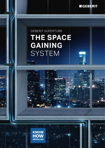 THE SPACE GAINING SYSTEM