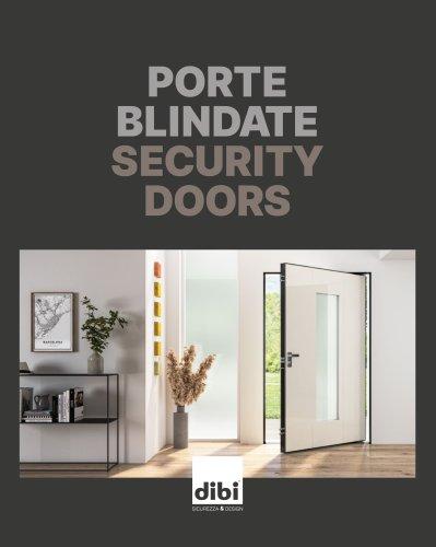 Catalogue Di.Bi. Security doors