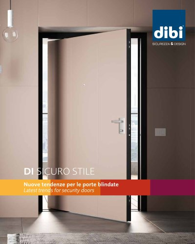 Security doors catalogue