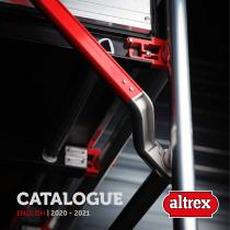 Altrex catalog 2020