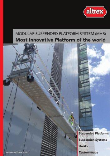 Altrex MHB catalog 2020