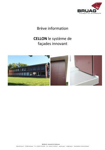 Brève Information CELLON®