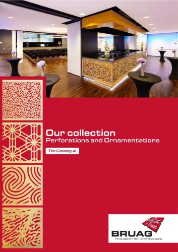 Our Collection of Perforation Patterns