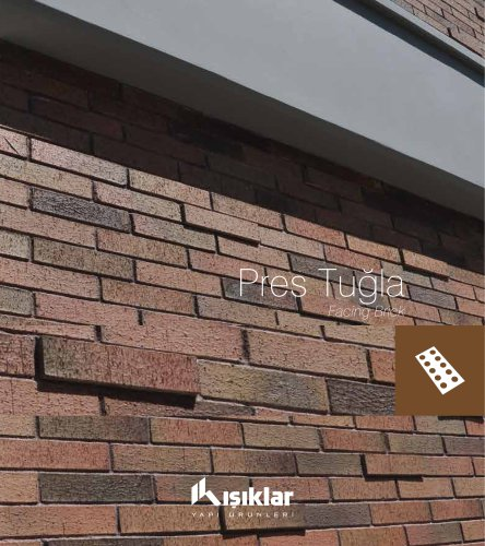 Facing Brick Catalogue