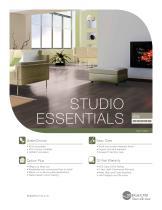 Studio Essentials