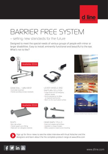 BARRIER FREE SYSTEM