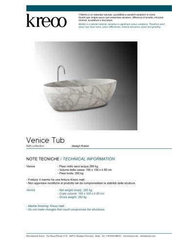 Venice Tub
