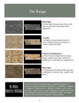 Eazyclad Stone ClaD panel System - 4