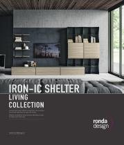 Brochure Iron-ic Shelter - Ronda Design