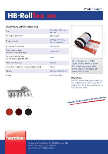HB RollTex 390