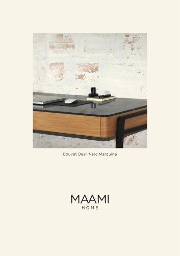 Bouvet Desk Nero Marquina factsheet