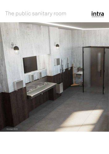 The public sanitary room