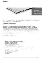 Secudrain® PDF