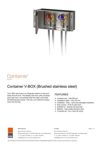 Container VBOX