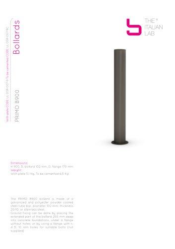 PRIMO B900 Bollards