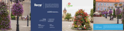 Flowertower functionalities flyer