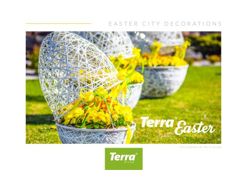 Terra Easter Catalogue