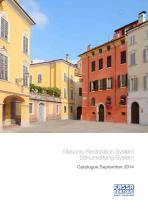 Masonry Restoration System - Dehumidifying System