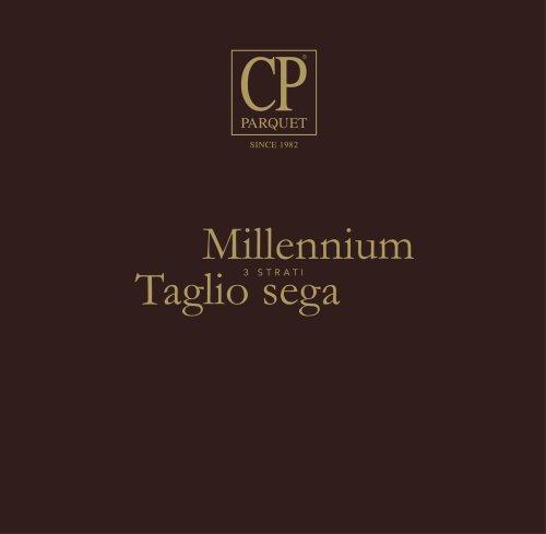 Millennium 3 strati Taglio Sega