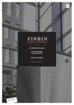 FINBIN Design litter bins and ashtrays