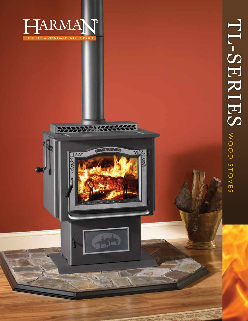 Tl300 Wood Stove 1 4 Pages