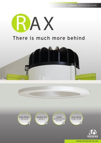 RAX - There is much more behind