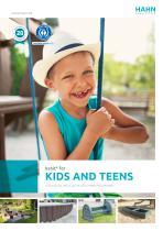 Kids Teens Broschure