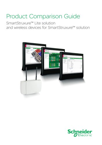 SmartStruxure™ Lite solution
