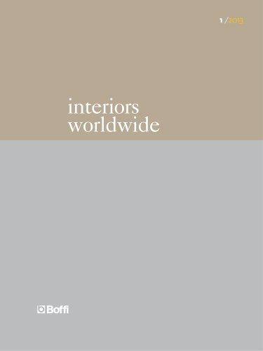 Interiors Worldwide 2013
