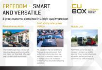 CUBOX Flyer EN