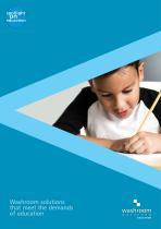 Washroom education brochure