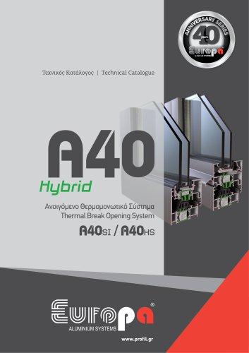 A40 Hybrid