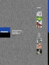 mono pricelist 2014/2015