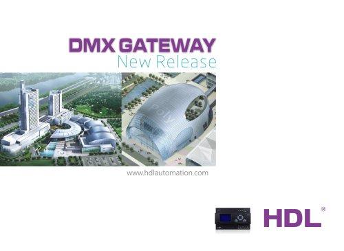 DMX Gateway