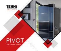 PIVOT - The stunning doors!!!