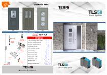 TLS50 Door System