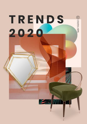 Color Trends 2020 by Essential Home