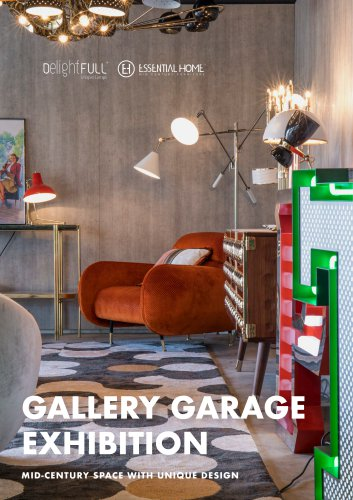 Gallery Garage Exhibition