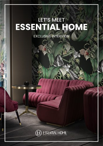 Let's Meet Essential Home - Exclusive Interview