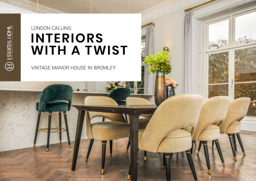 London Calling - Interiors with a Twist